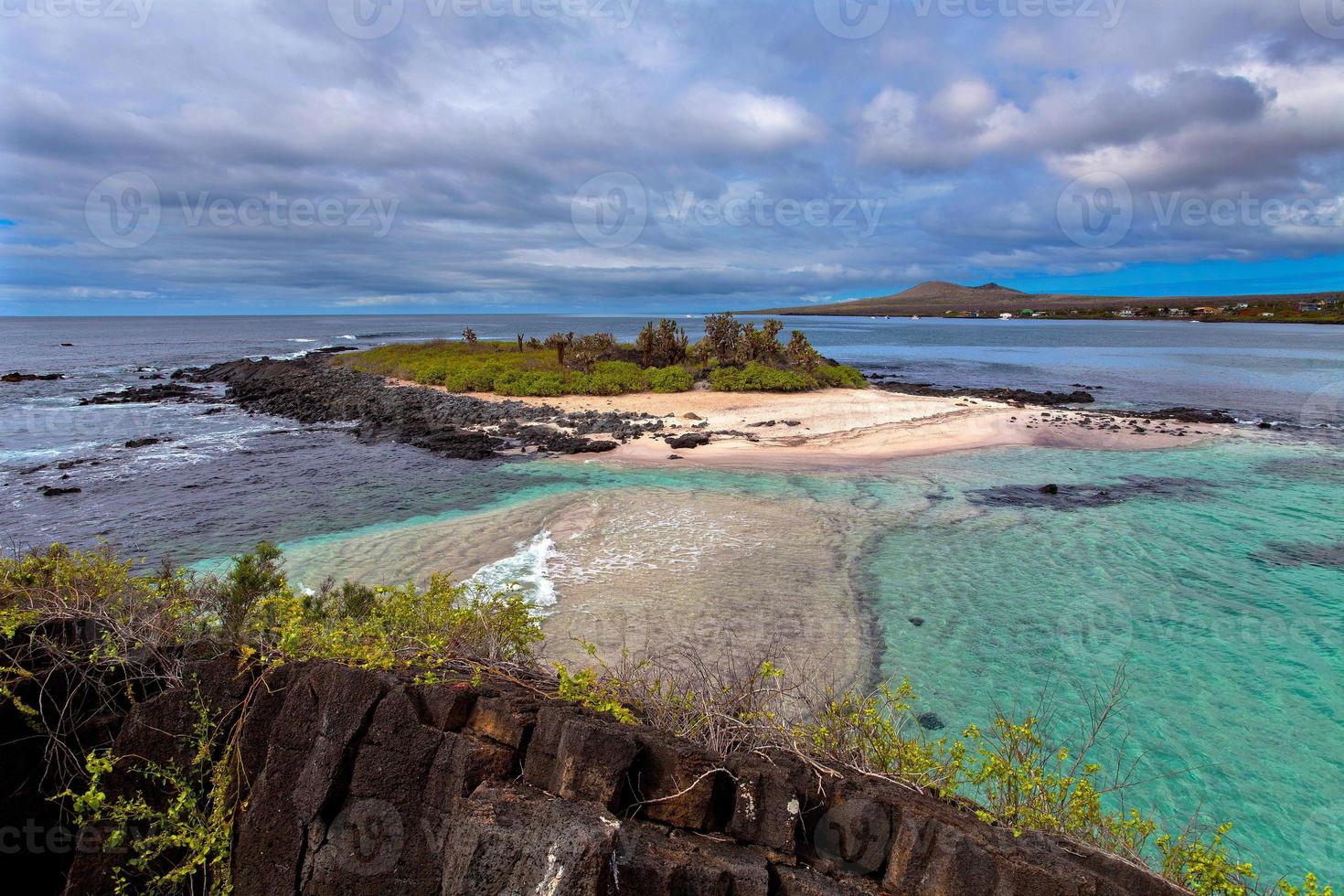 Isla Floreana, Islas Galápagos, Ecuador foto