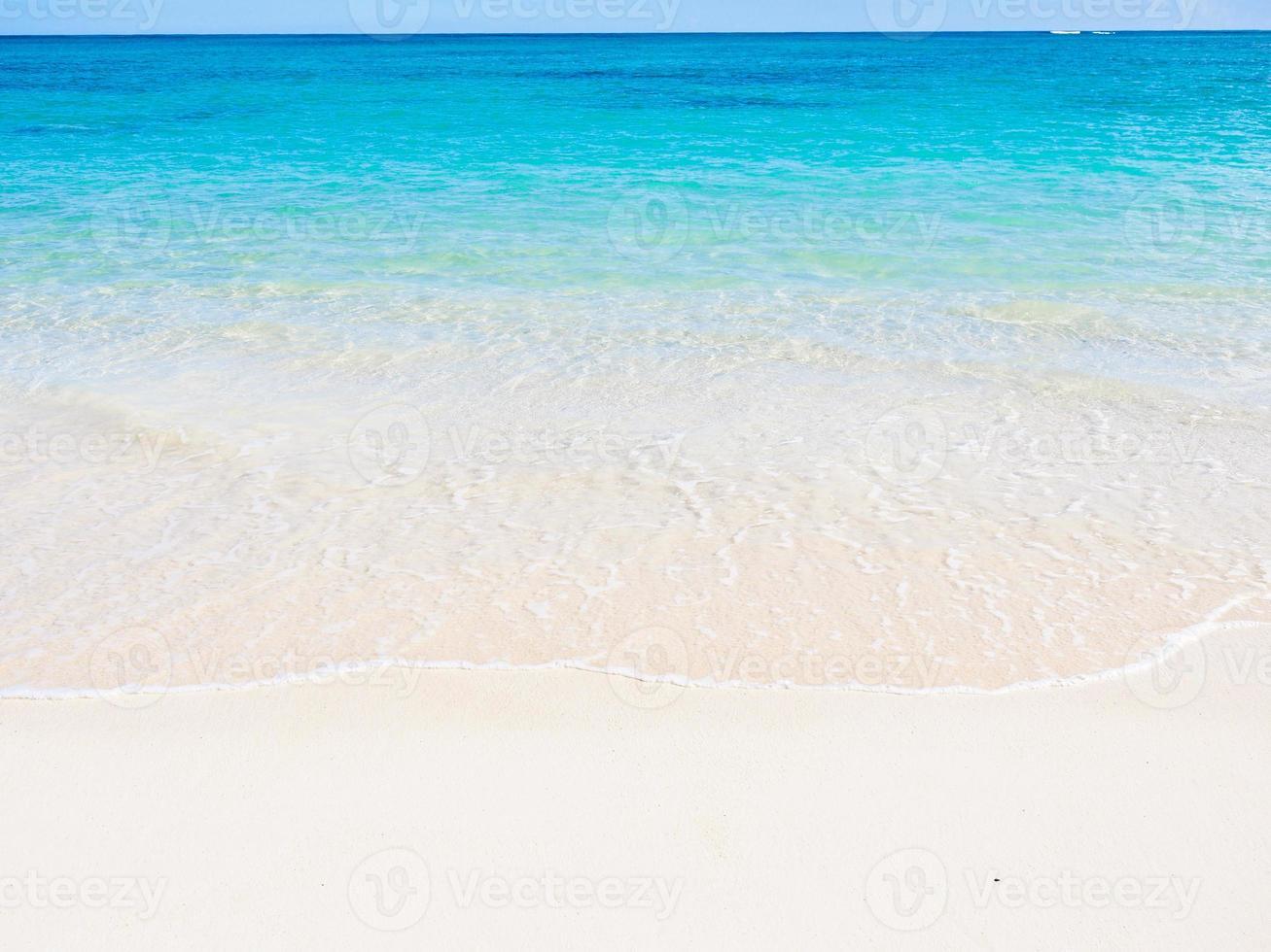 ola de playa lanikai foto