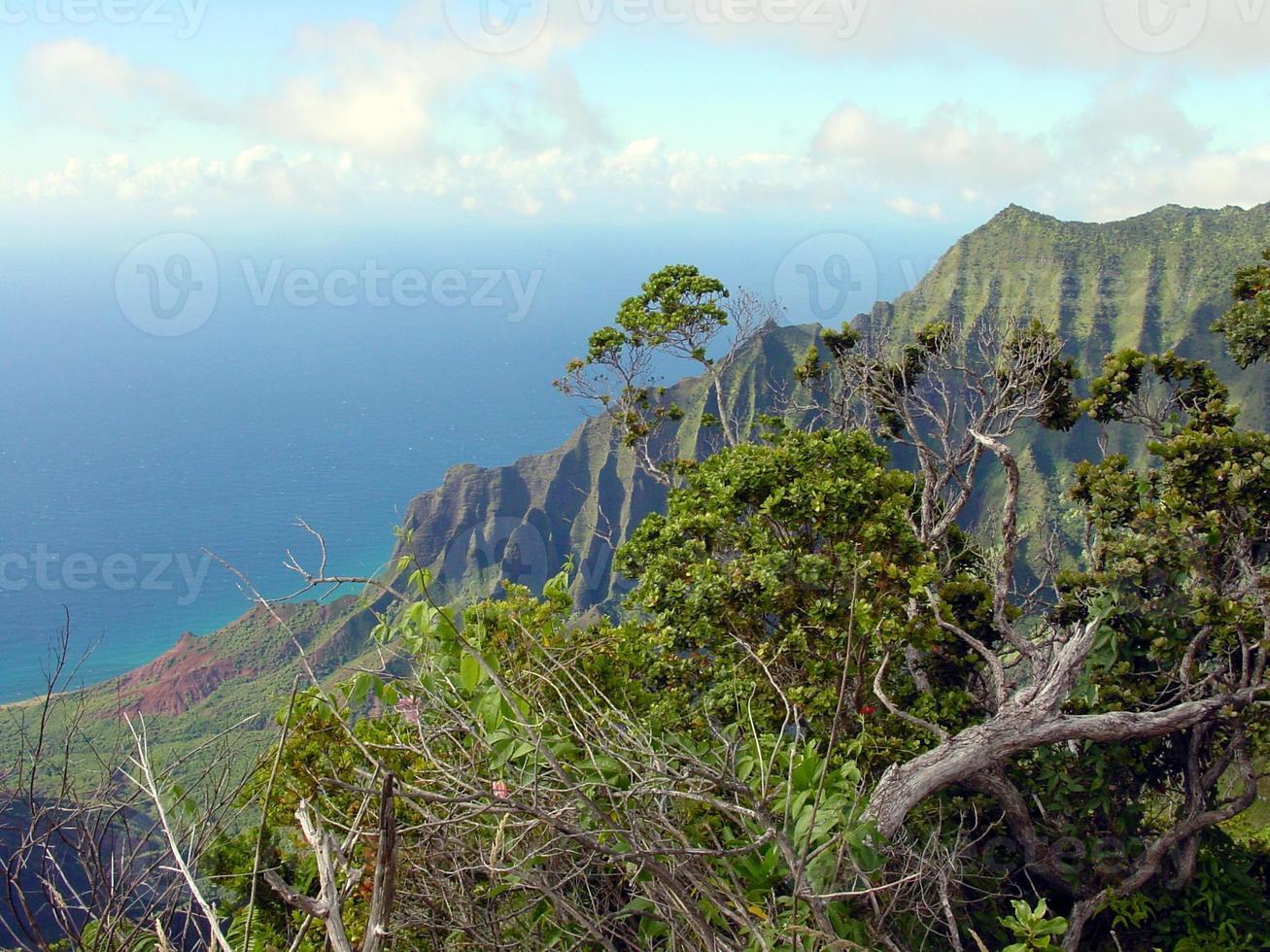 vale de kalalau, kauai foto