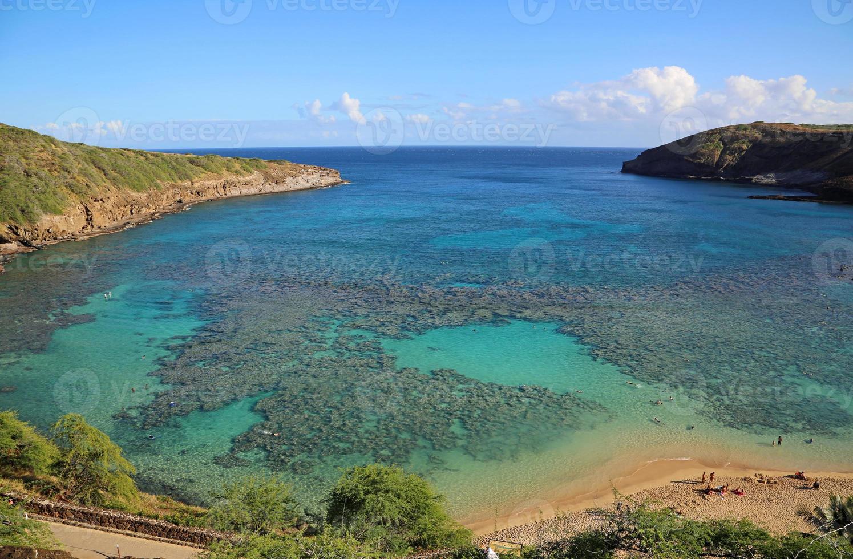 bahía de hanauma foto