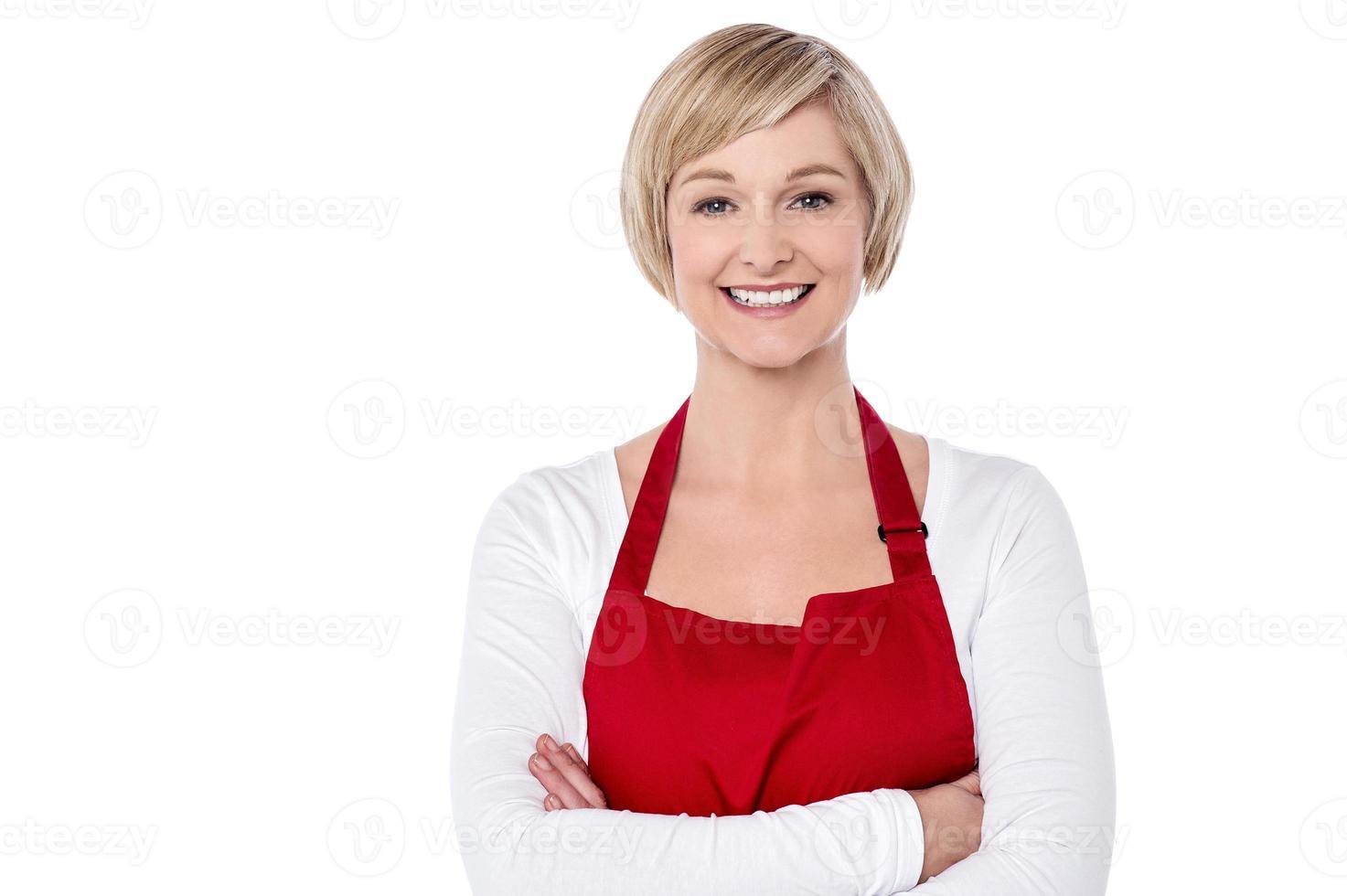 Soy el nuevo chef aquí. foto