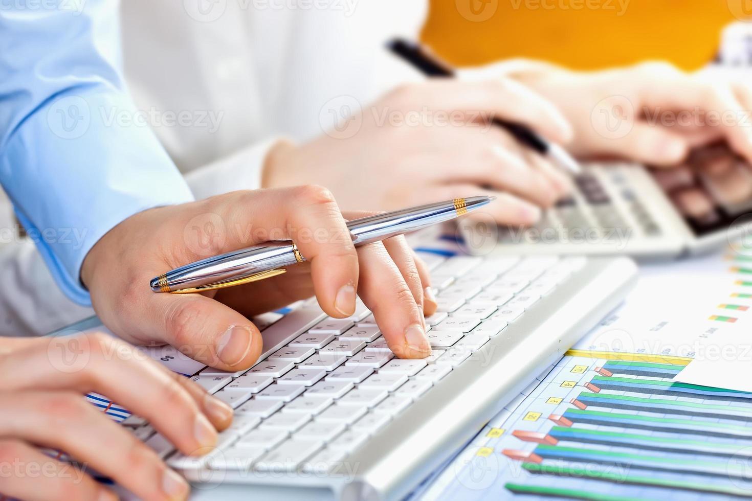 negocios, contabilidad foto