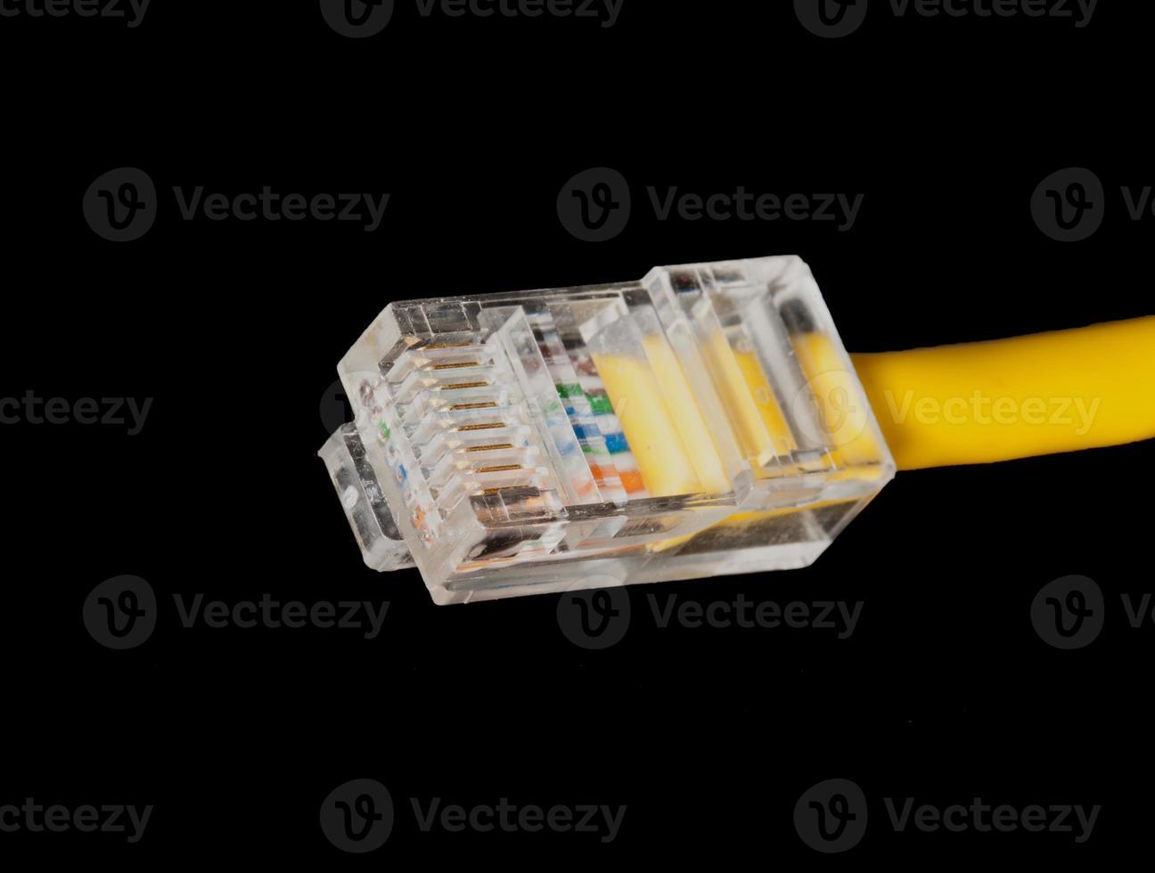 cable lan cerca foto