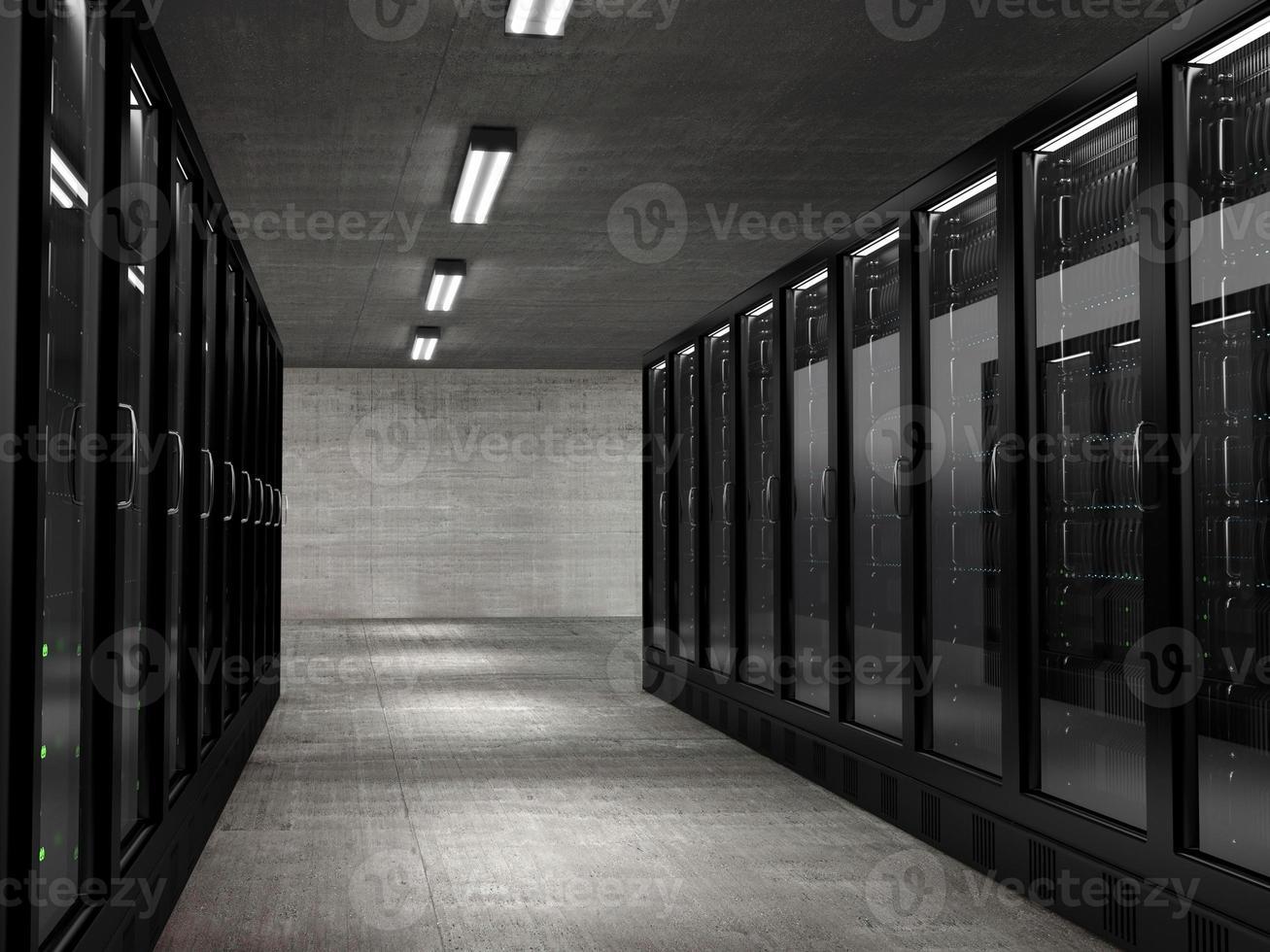 servidores foto