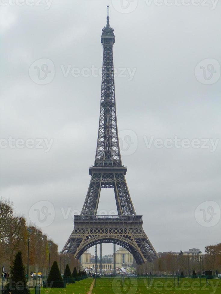 Tour Eiffel Paris photo