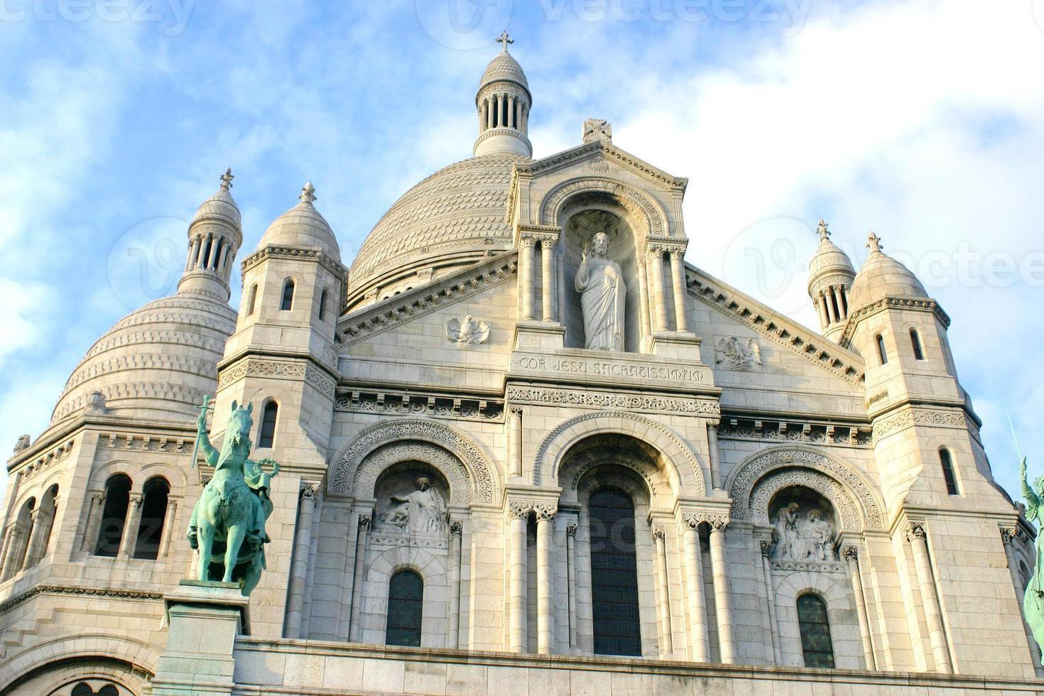 Sacre Coeur, Paris photo