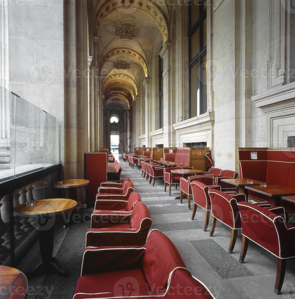 Lounge, Paris, France photo
