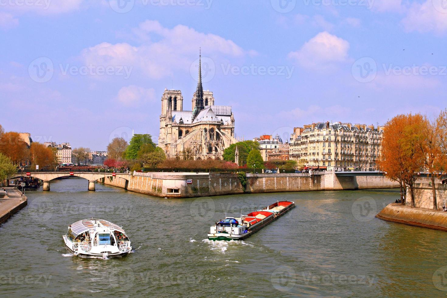 Norte Dame Paris photo