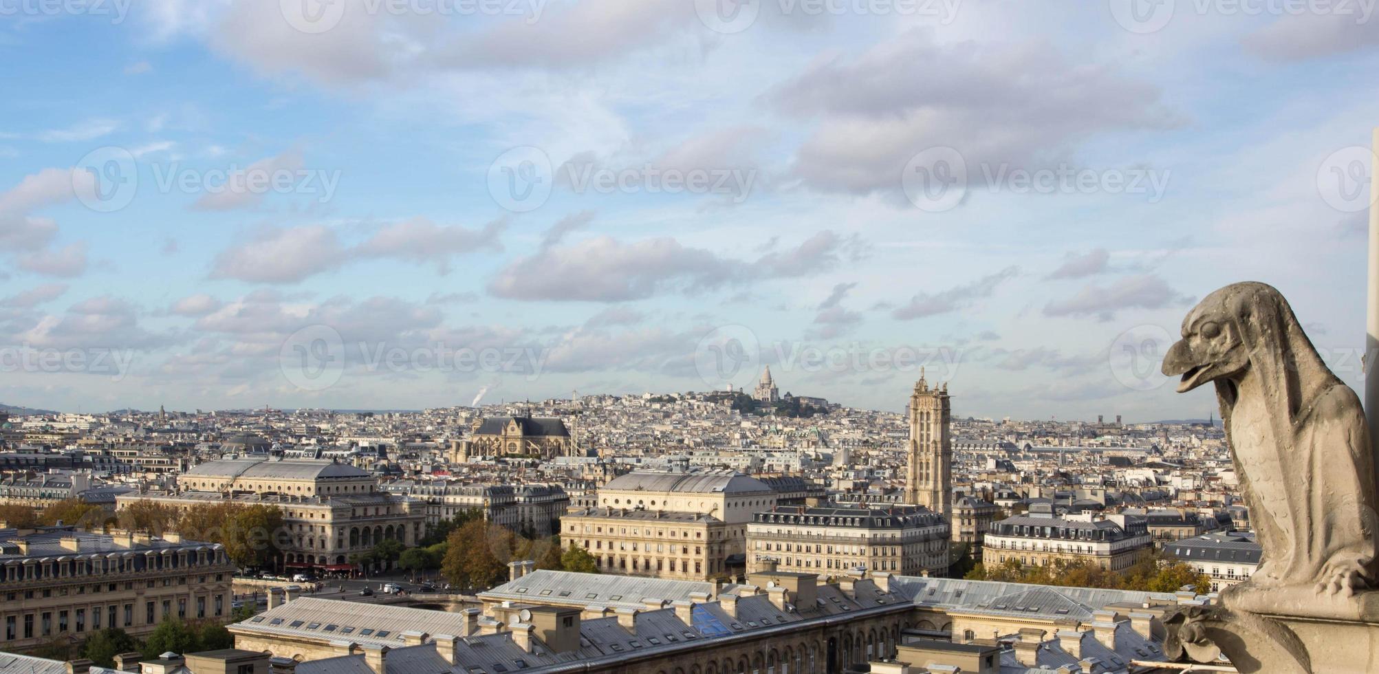Notre Dame of Paris photo
