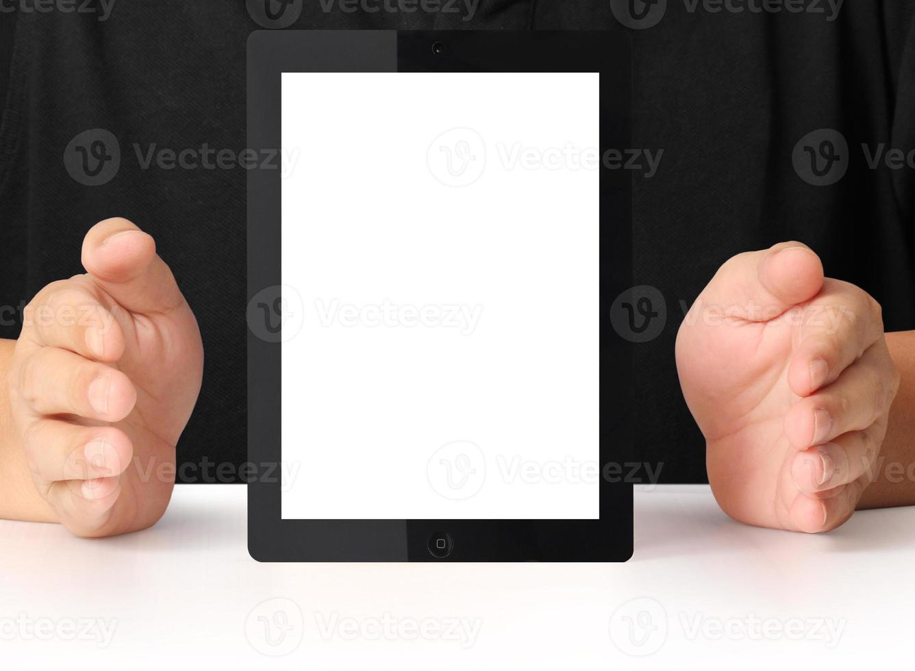 shows tablet photo