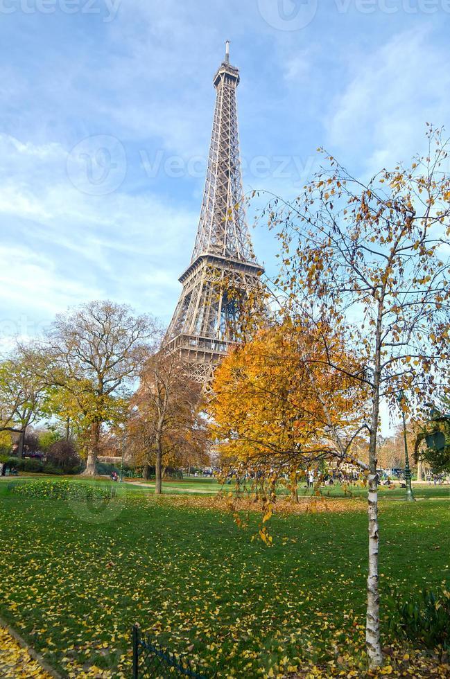 Eiffel Tower in Paris photo