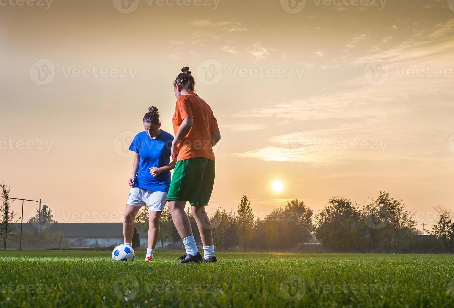 fútbol femenino foto