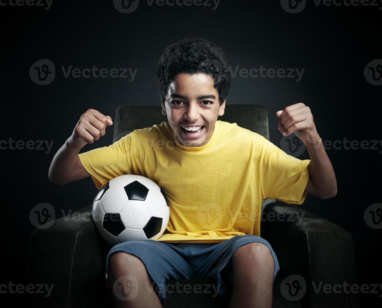 copa mundial de futbol en tv foto