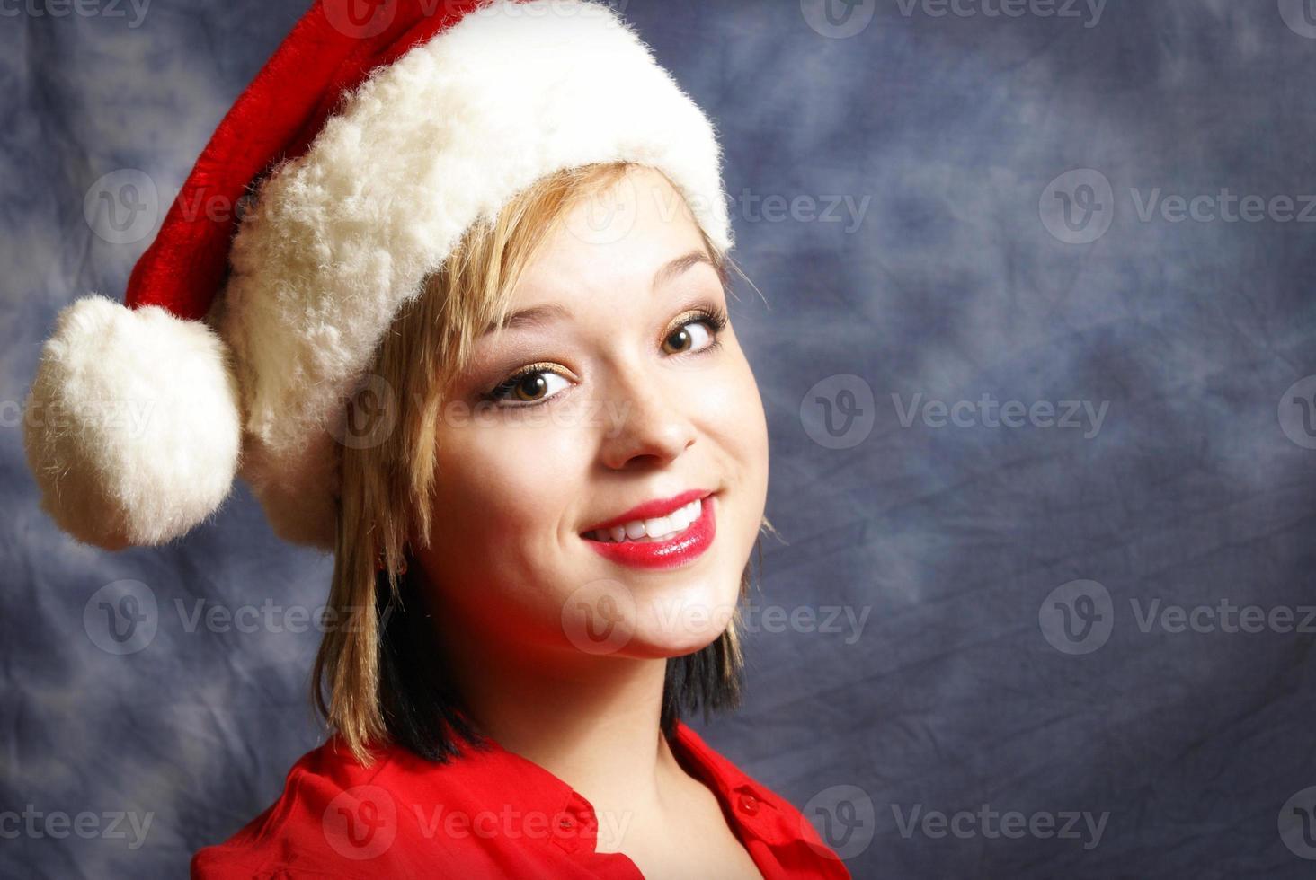 Festive Portrait photo