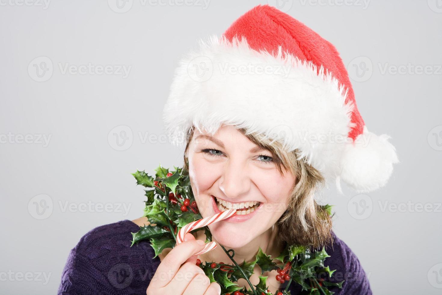 Christmas Portrait photo