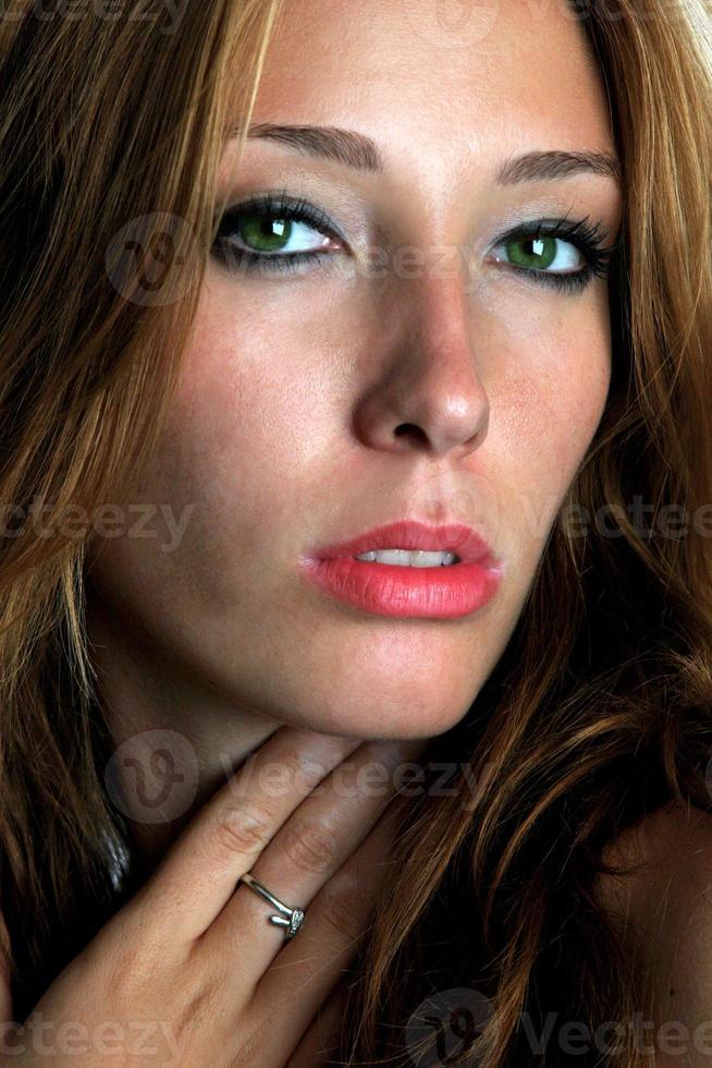 Sizzling Portrait photo