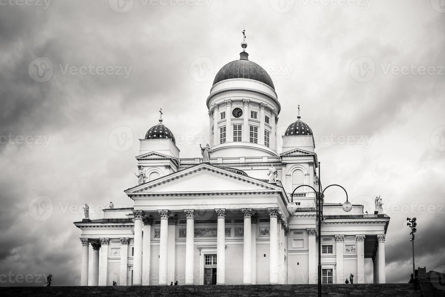 Helsinki cathedral Finland photo