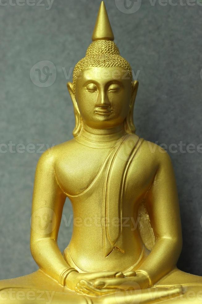 Buddha Close Up. photo