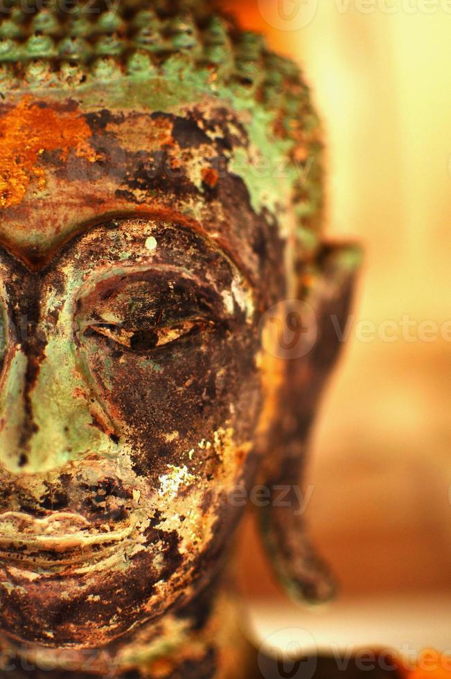 Close up bhussha. photo