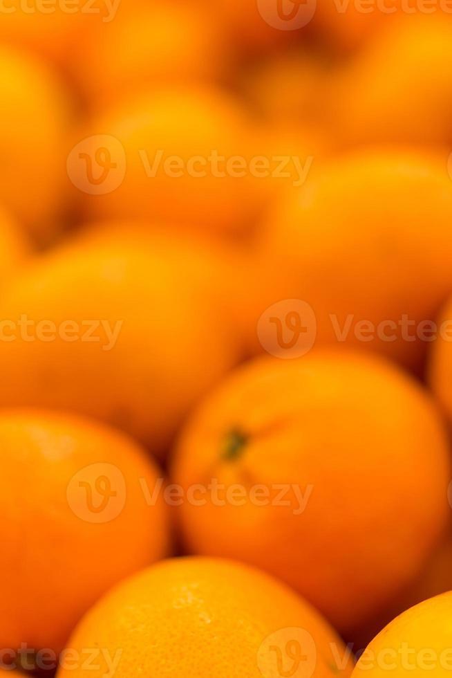 Tangerines close up photo