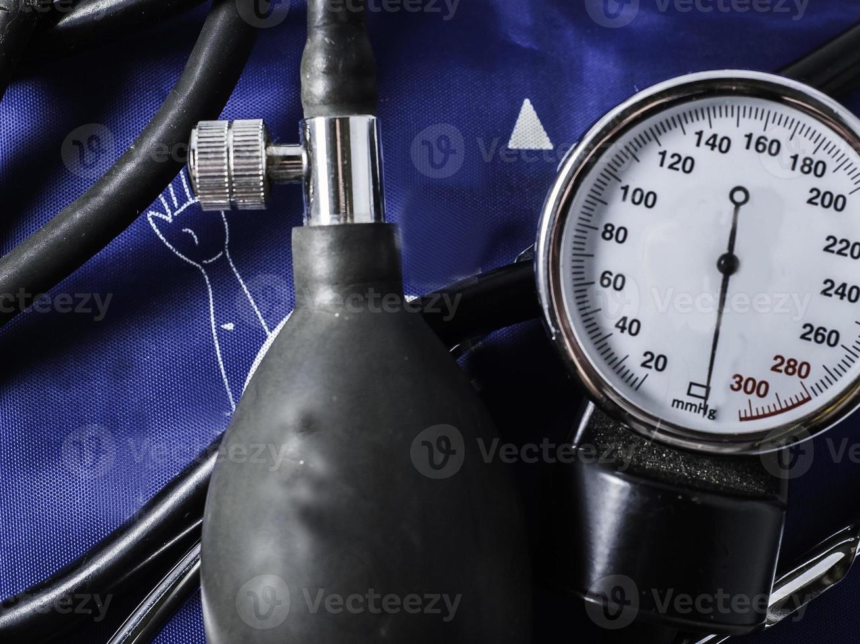 tonometer close-up photo