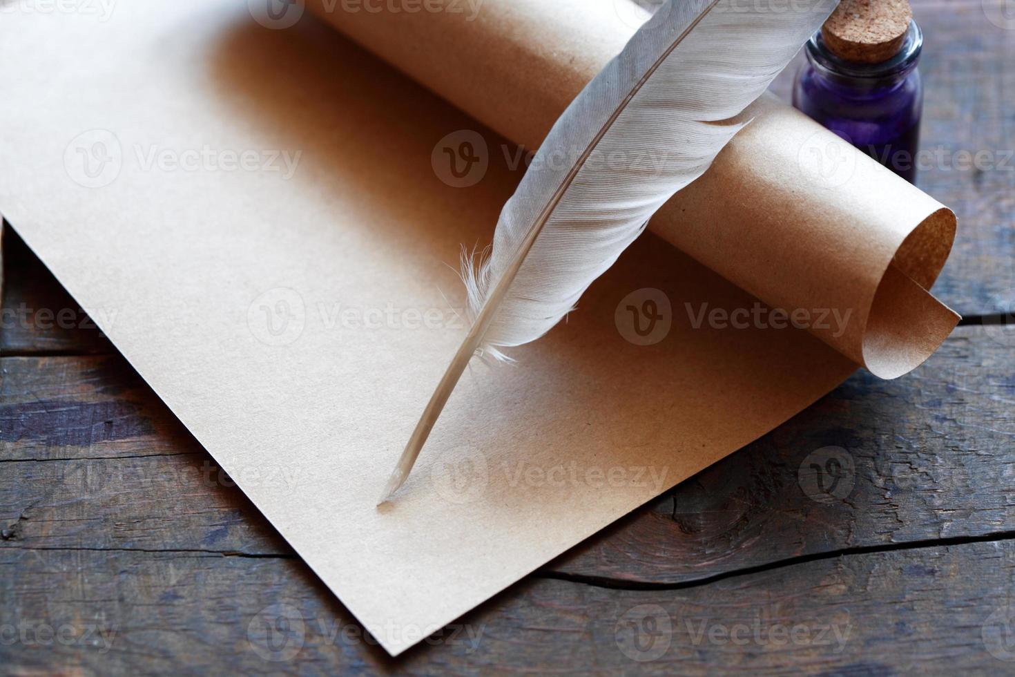 Scroll And Quill photo