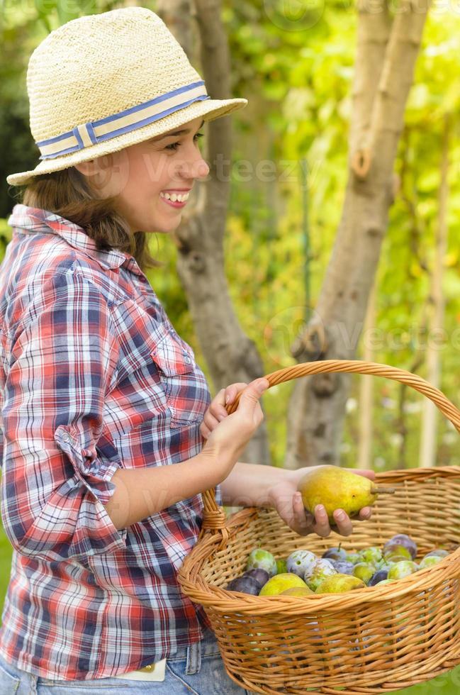 Enjoying Harvest photo