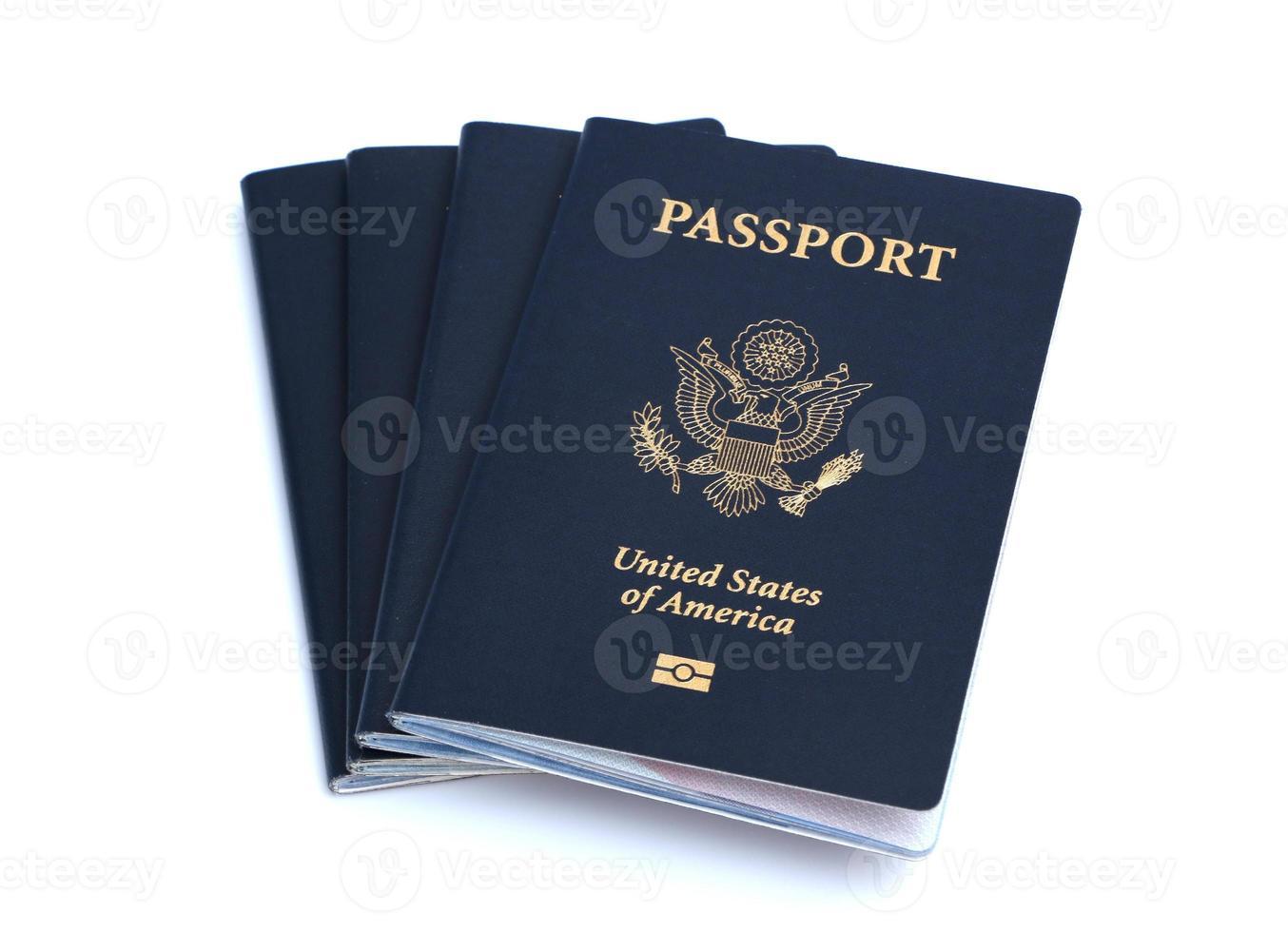 Passports photo