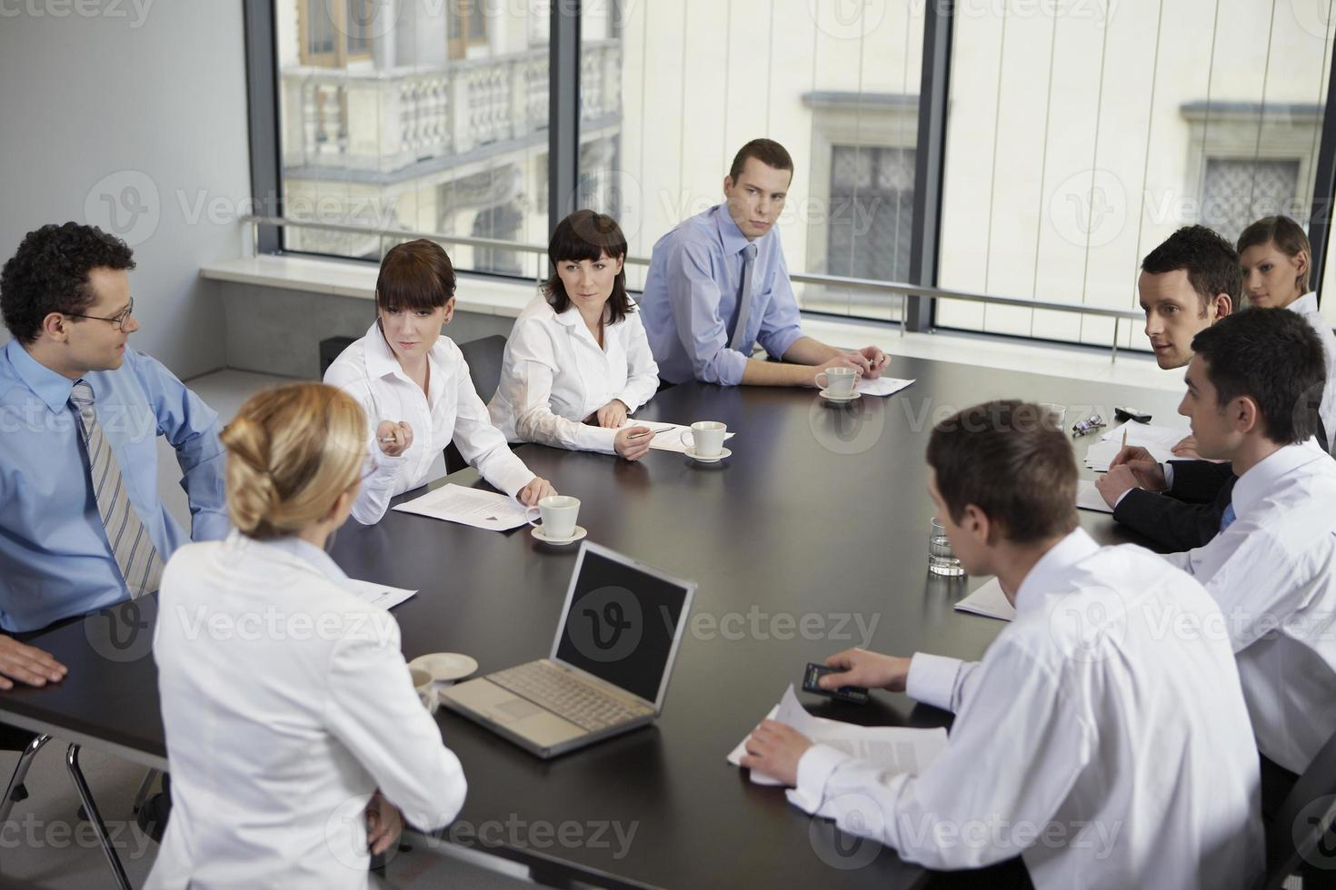 Business meeting photo