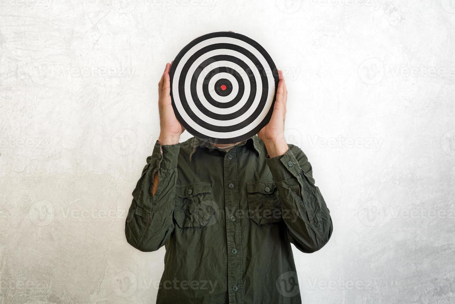 Target head photo