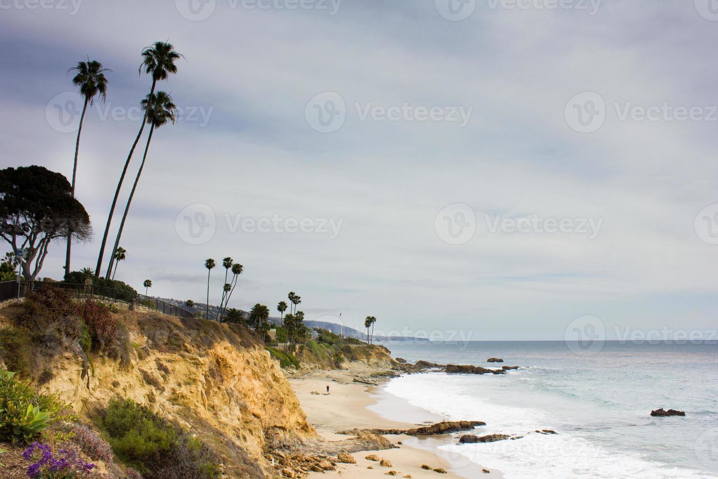 Playa laguna foto