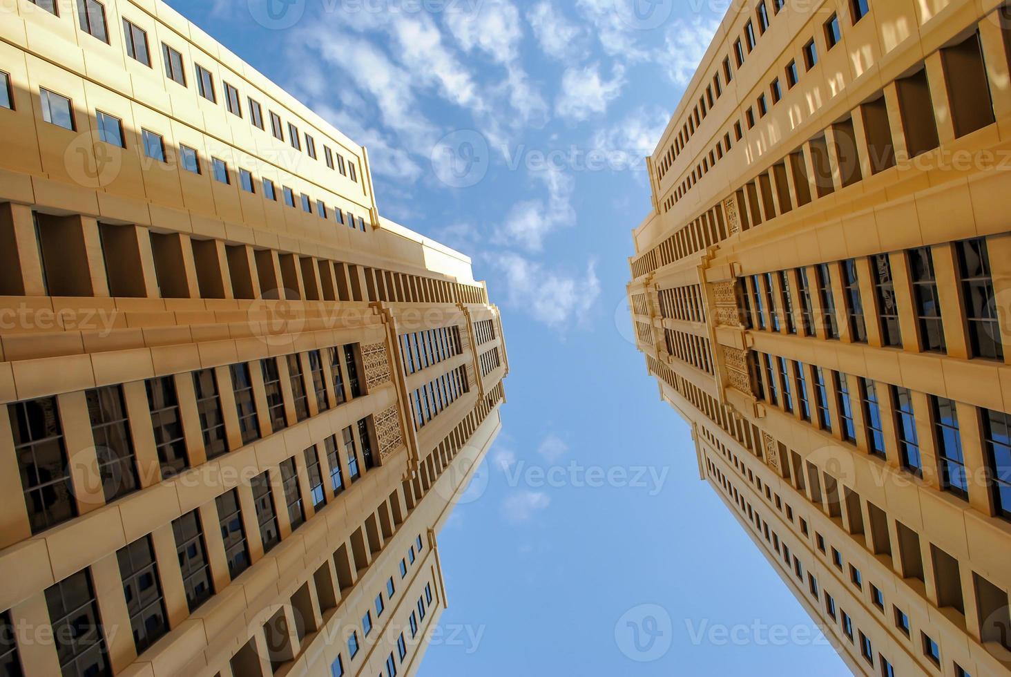 rascacielos oficinas- arquitectura de oficinas foto