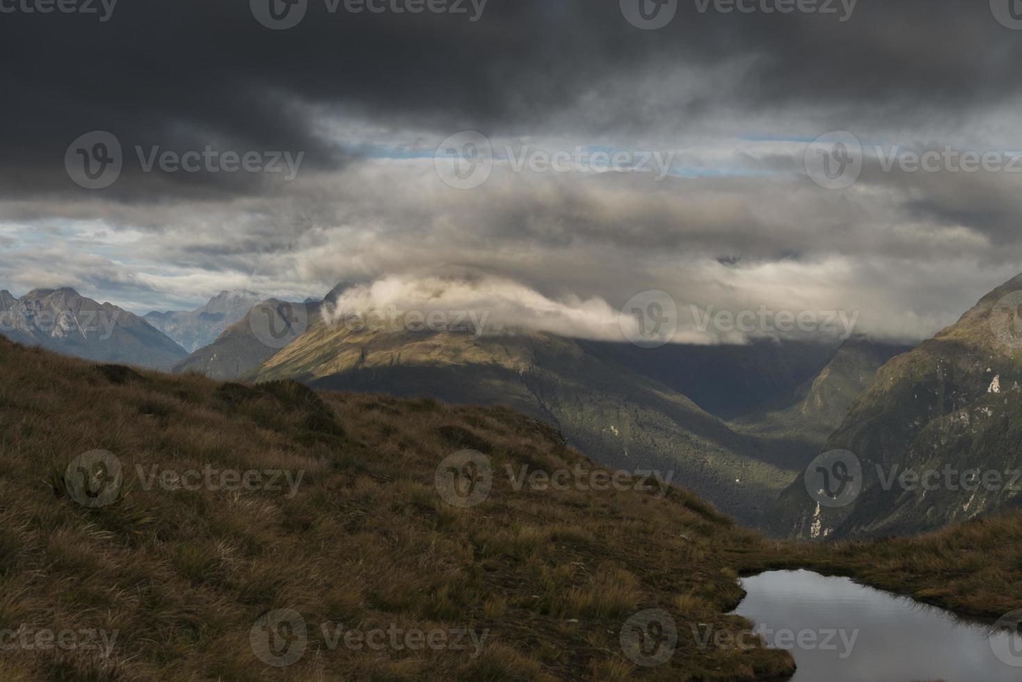 Mount aspirante / ruta ruta nz foto