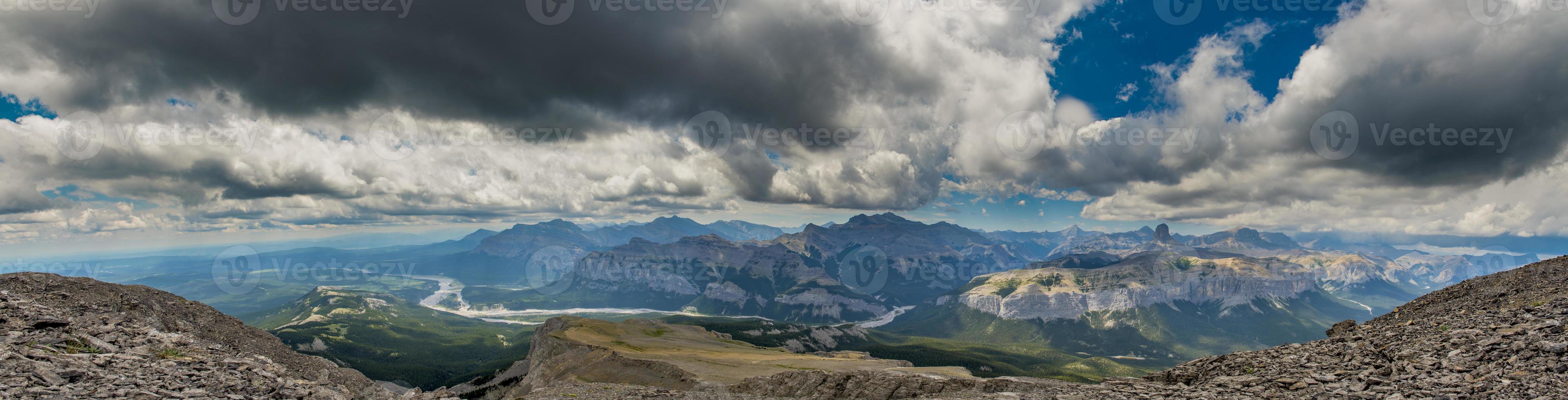 monte roca negra foto