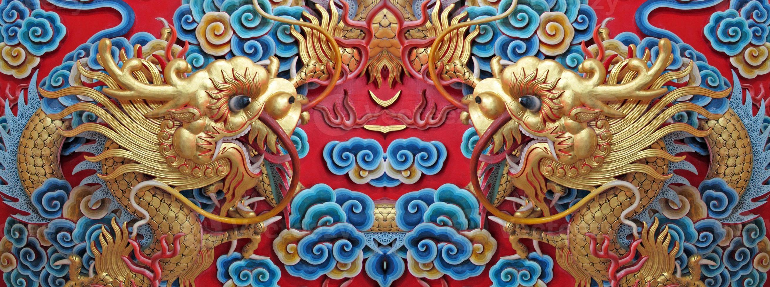 twin dragon photo