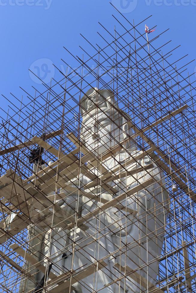 Kuan Yin statue photo