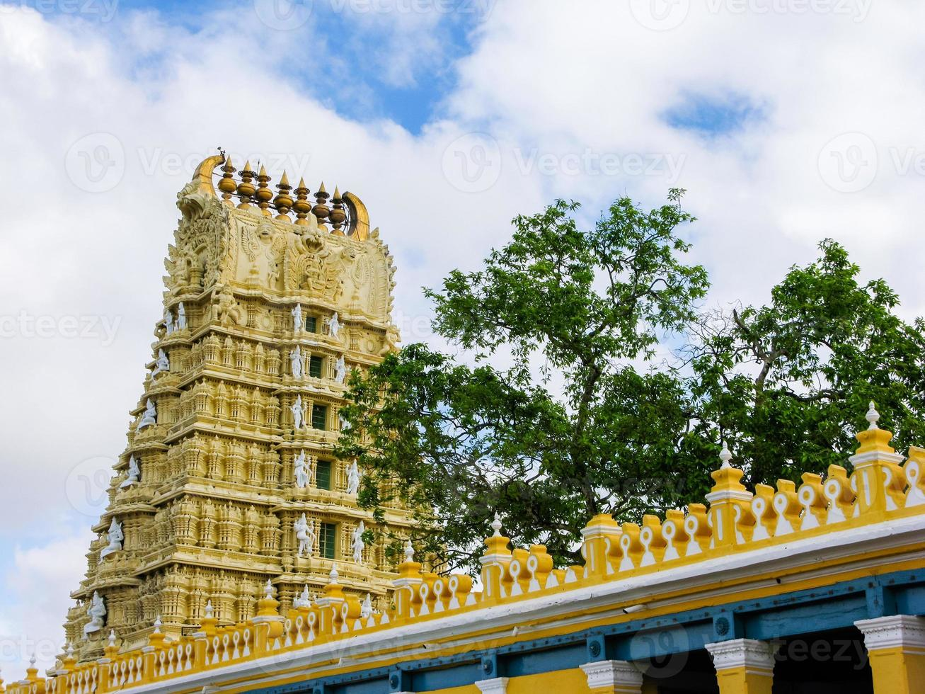 Temple of Goddess Chamundi photo
