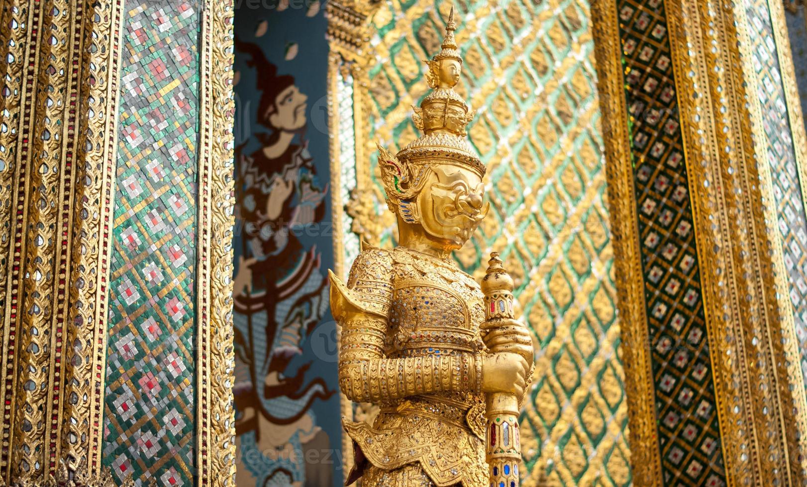 thai Sculpture photo