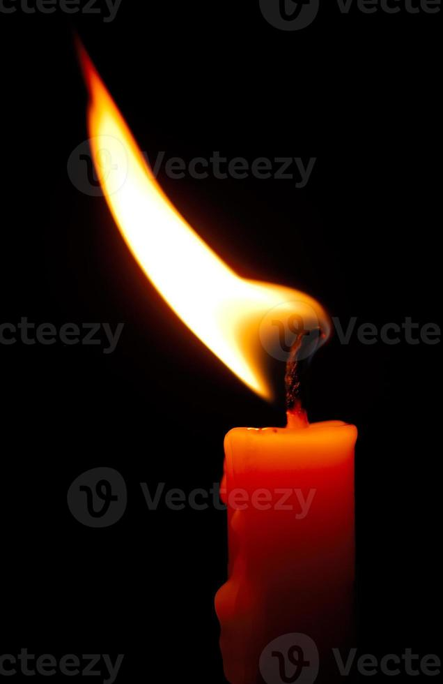 Candle in the wind photo
