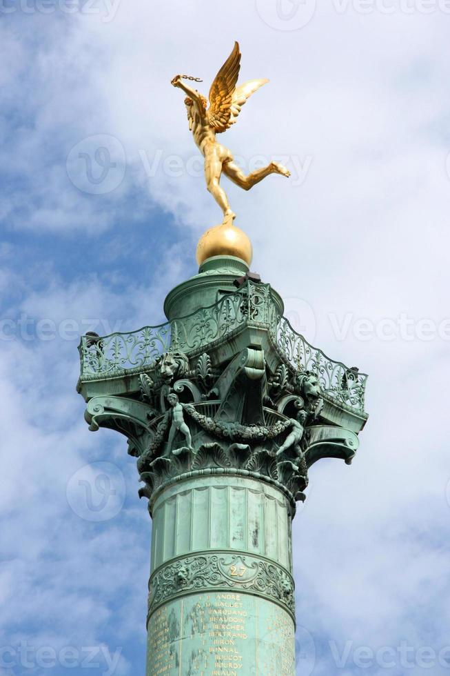Paris monument photo