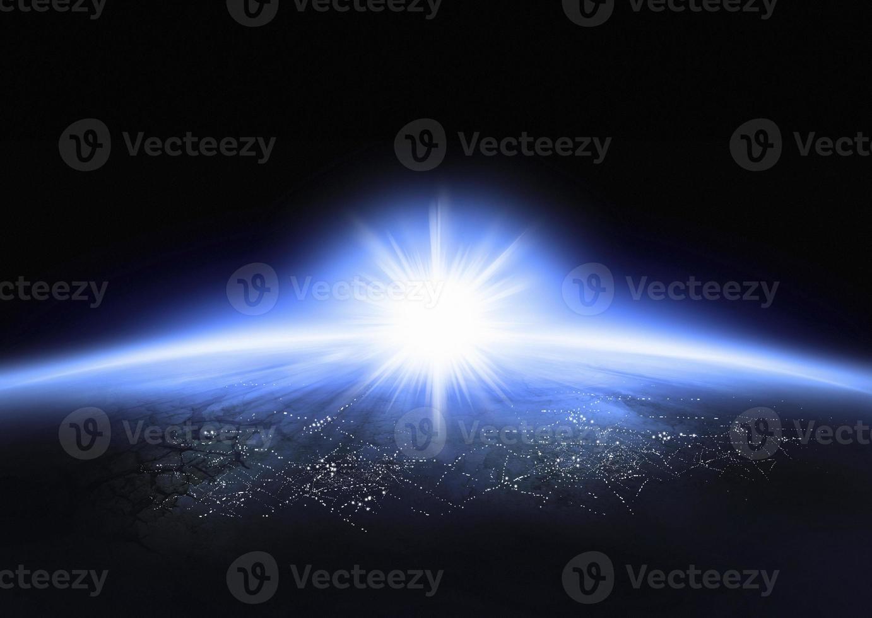 planeta Tierra foto