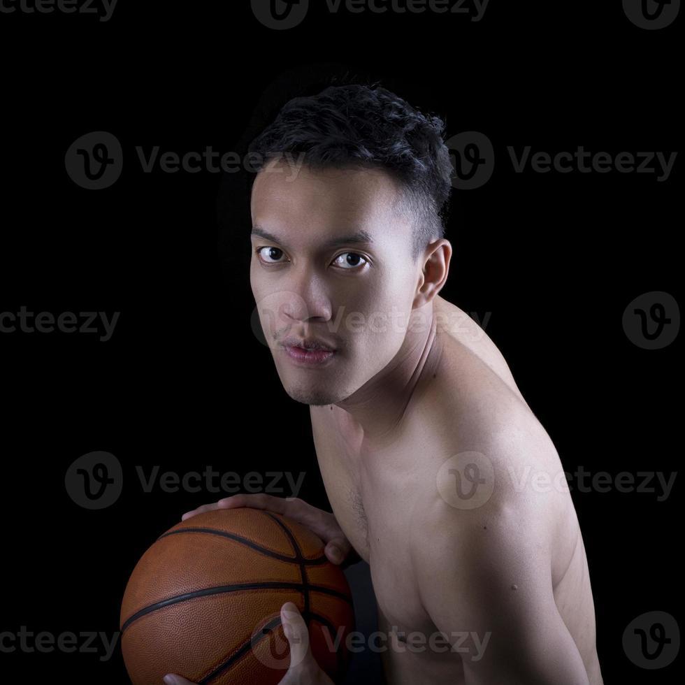 asian basketball player photo