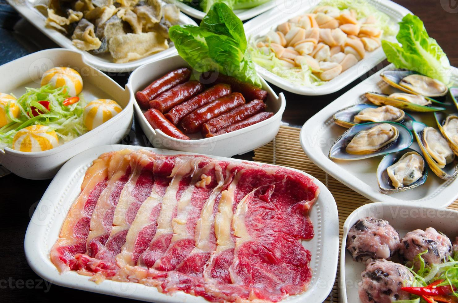 Asian cuisine photo