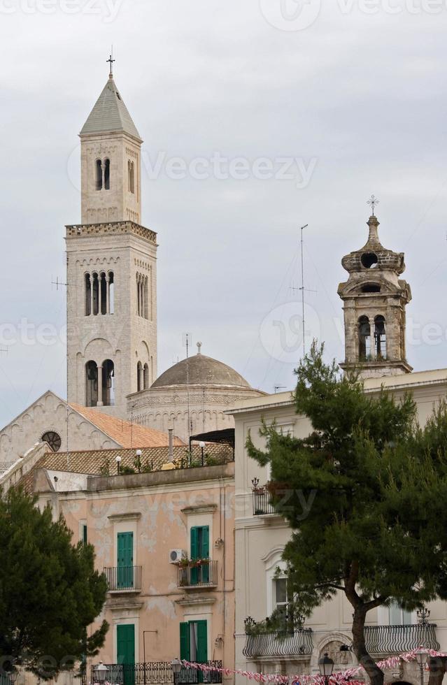 Italian old town photo
