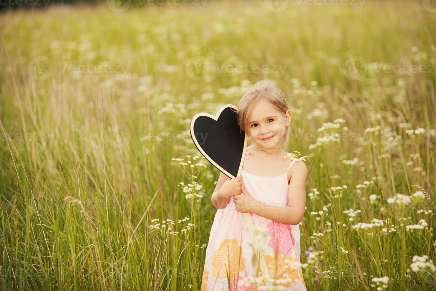 placa amor desde niña foto