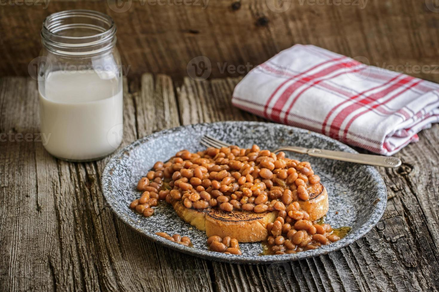 Toast and Beans photo