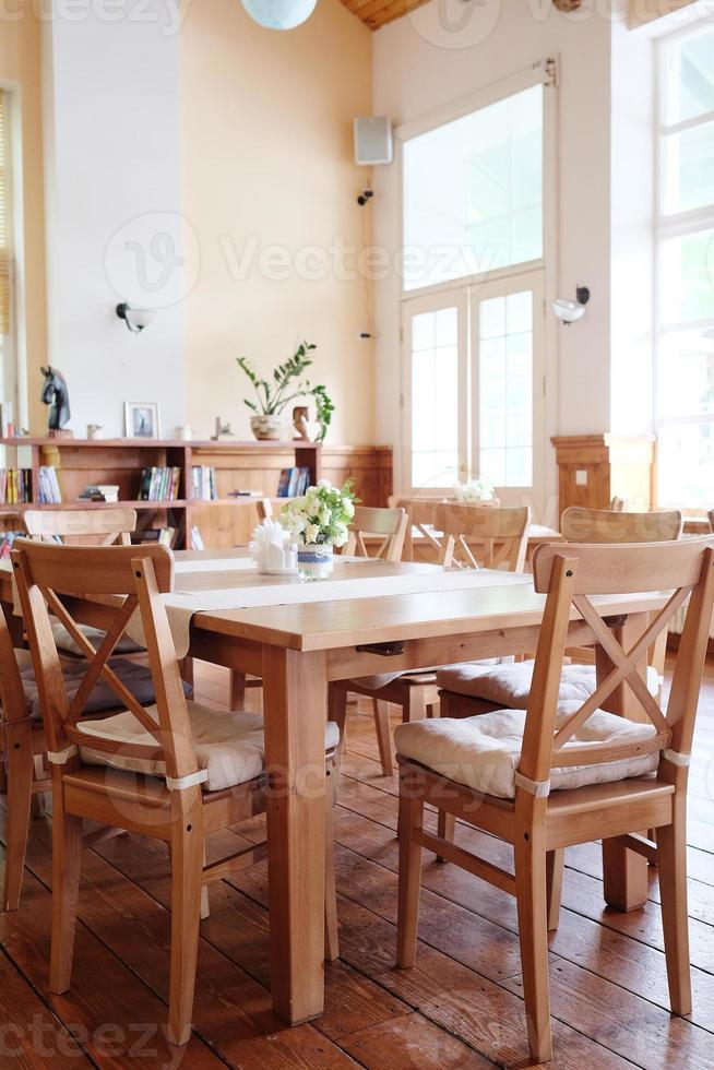 cafe moderno foto