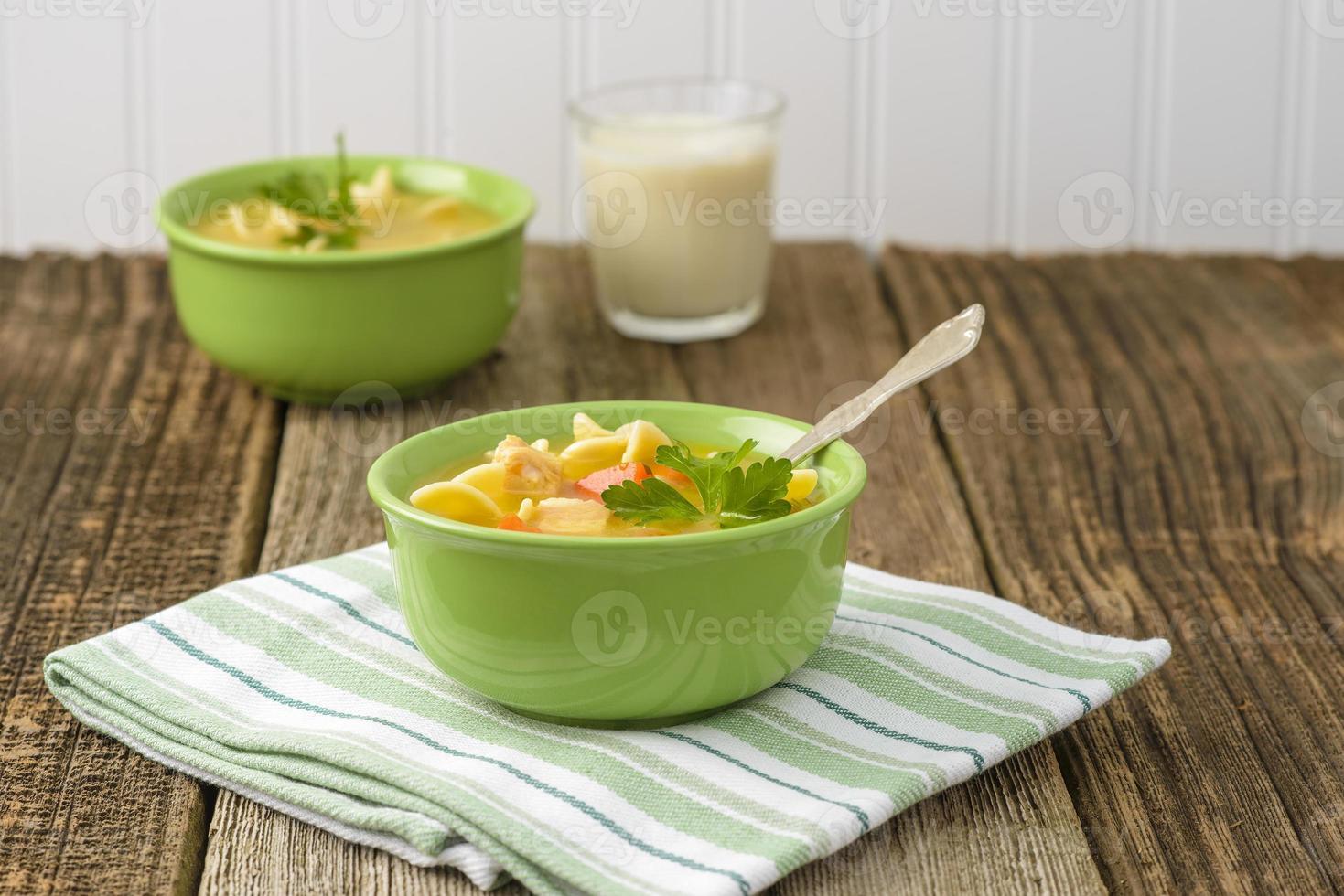 Chicken Soup Bowl photo