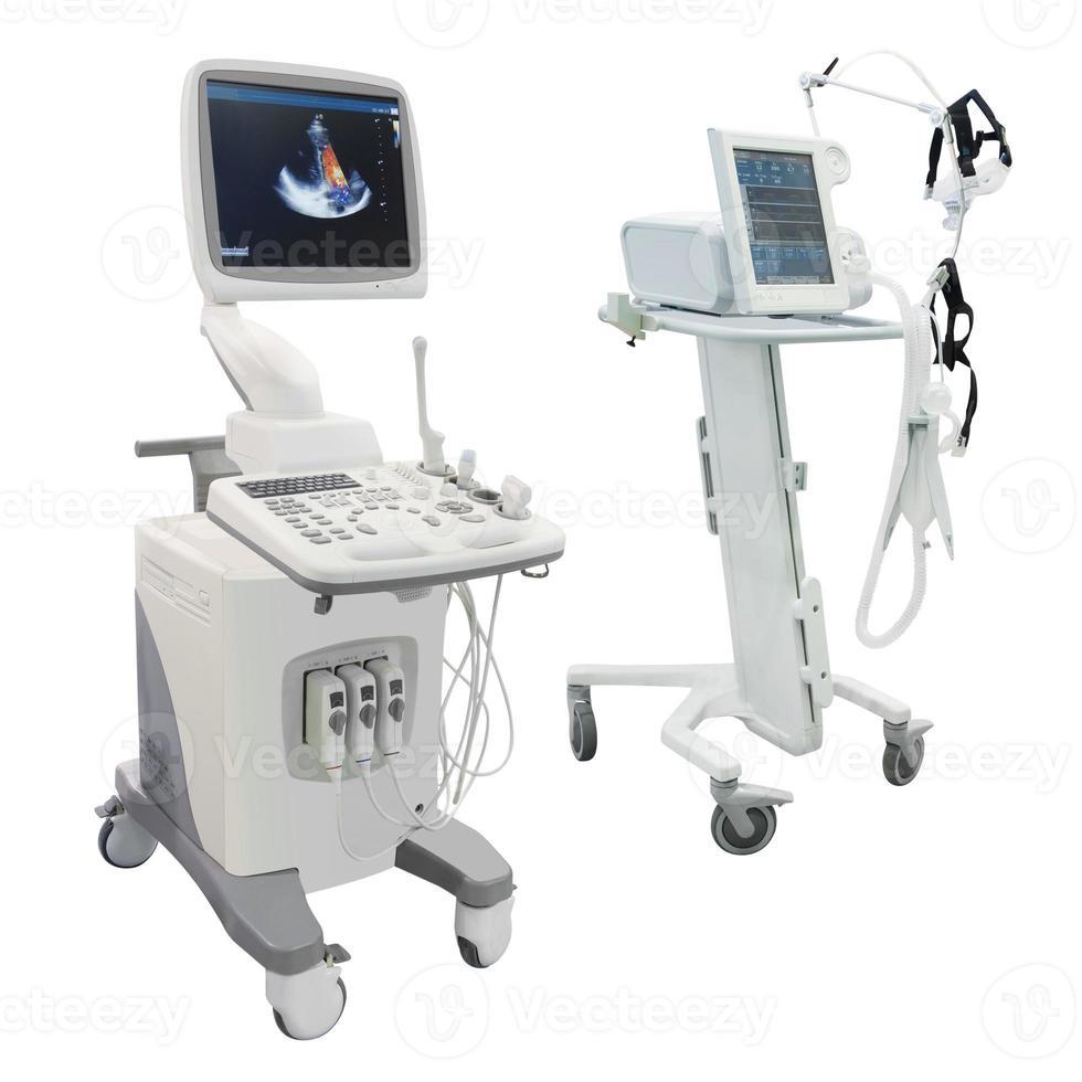 aparato de ultrasonido foto