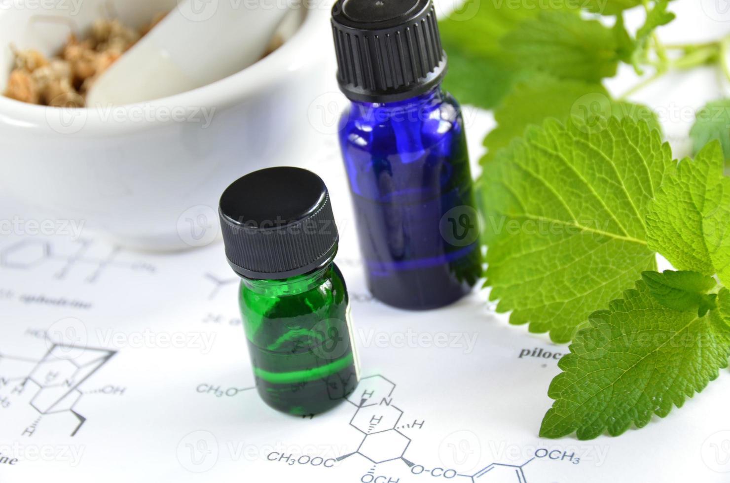 herbal medicine photo